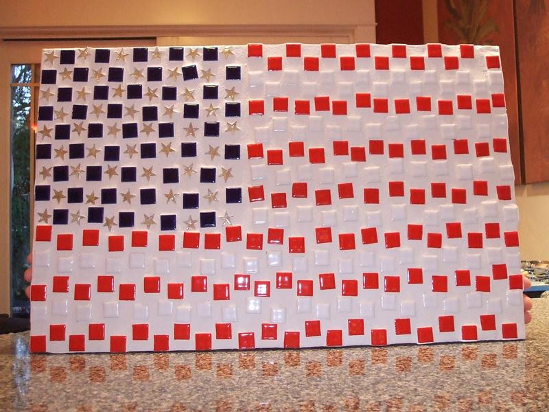 American_Flag_mosaic