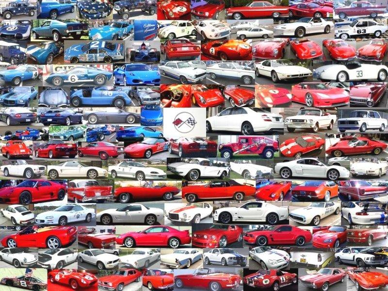 American_flag_cars