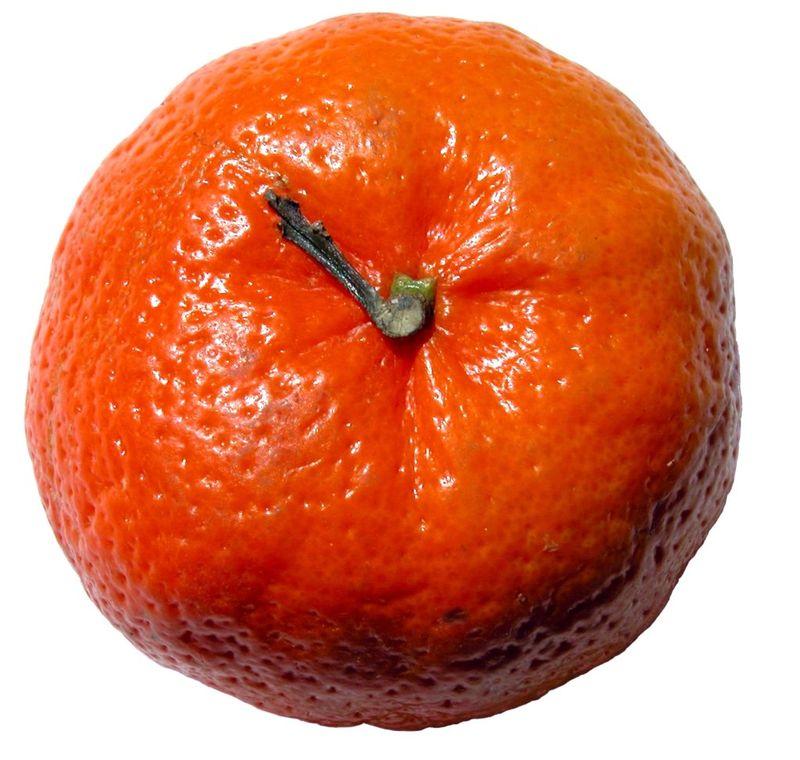 Tangerine_closeup