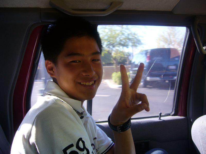 Kento peace