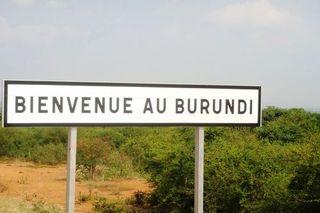 Bienvenue au burundi