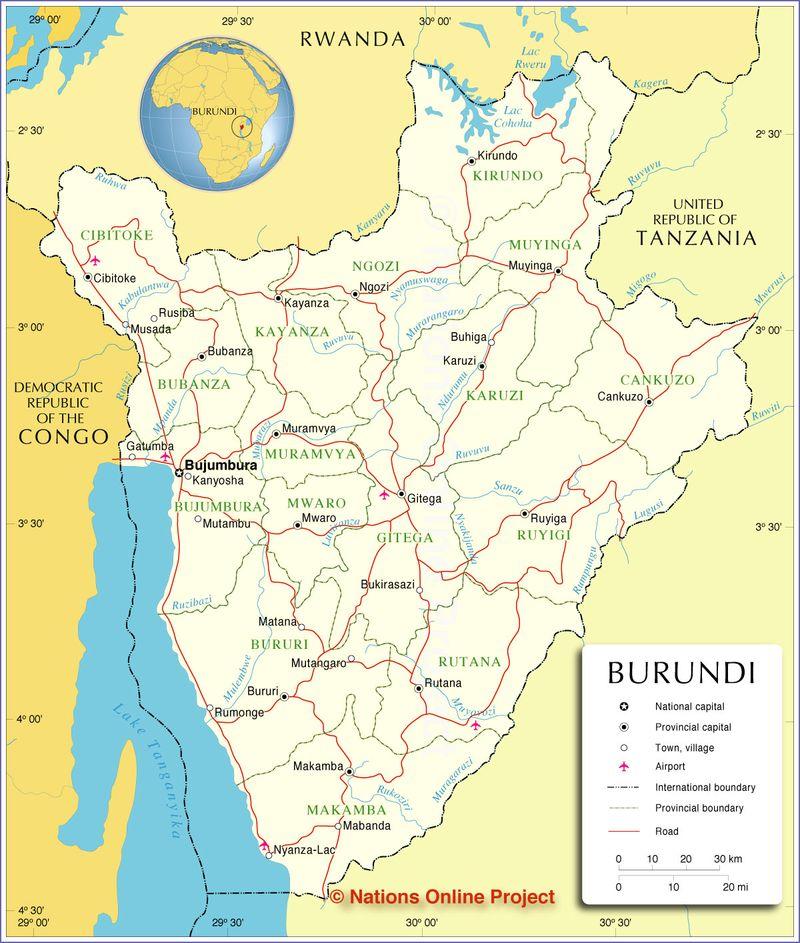 Burundi_map