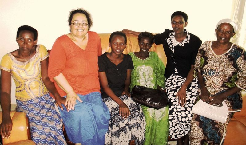 New vision pastor wives