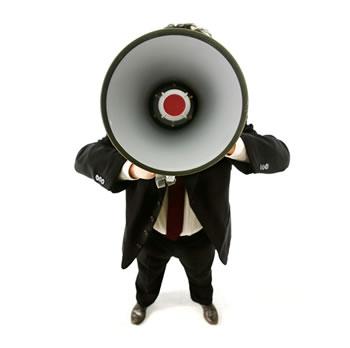 Man_megaphone